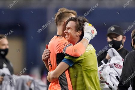 Editorial picture of MLS Minnesota United Sounders Soccer, Seattle, United States - 07 Dec 2020