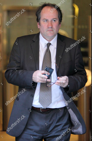 Stock Picture of Bob Shennan