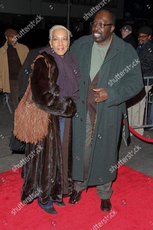 Earl Monroe and Marita Green