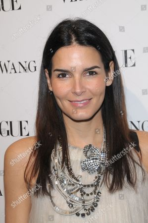 Stock Picture of Angie Harmon