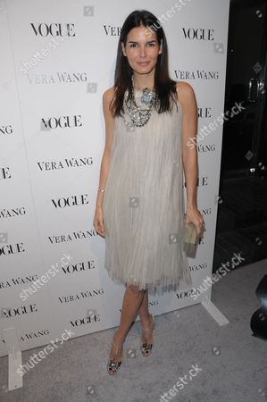 Editorial photo of Vogue Dinner Honoring Vera Wang in Celebration of Vera Wang on Melrose Opening, Los Angeles, America - 02 Mar 2010