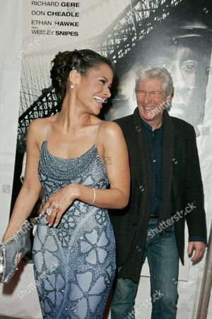 Shannon Kane and Richard Gere