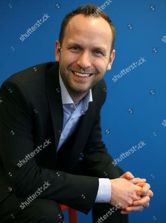 Stock Image of Thomas Gensemer