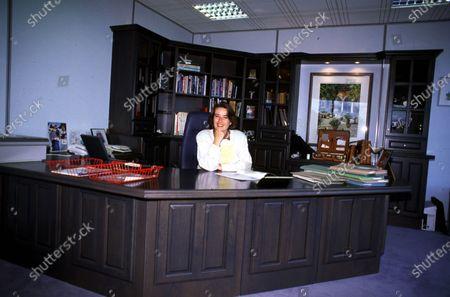 Editorial photo of Nicola Foulston., Brands Hatch, United Kingdom - 05 Jul 2000
