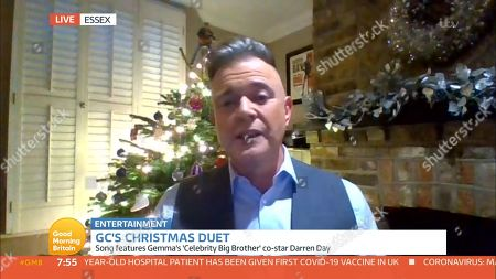 Editorial picture of 'Good Morning Britain' TV Show, London, UK - 08 Dec 2020