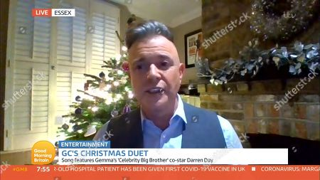 Stock Picture of Darren Day
