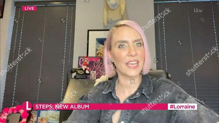 Editorial picture of 'Lorraine' TV Show, London, UK - 08 Dec 2020