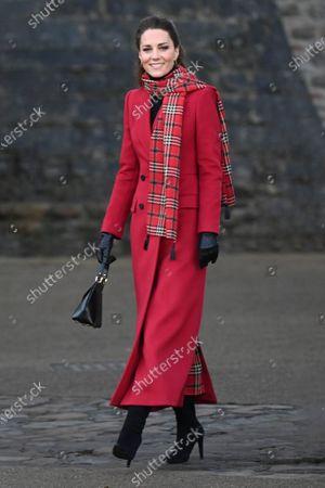 Stock Image of Catherine Duchess of Cambridge