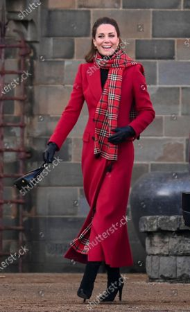 Editorial picture of Prince William and Catherine Duchess of Cambridge visit Cardiff Castle, Wales, UK - 08 Dec 2020