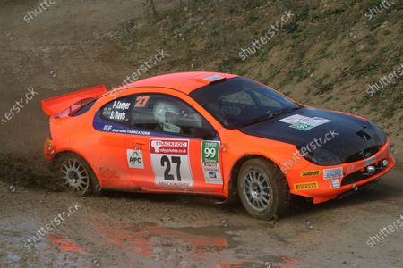 Editorial picture of BRC, 2007 British Rally Championship, - 06 Oct 2007