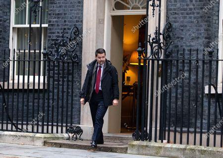 Editorial image of Cabinet Meeting., Westminster, London, UK - 08 Dec 2020