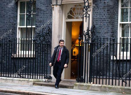 Former Cabinet member, James Brokenshire.