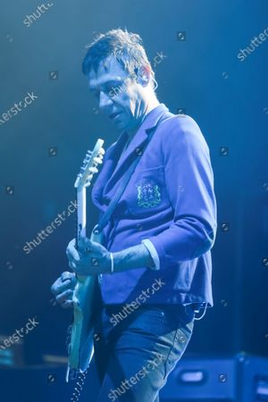 Editorial image of British-American indie rock band The Kills performs on the OTP World stage during the first day of 13th INmusic festival located on the lake Jarun, Zagreb, Croatia - 25 Jun 2018
