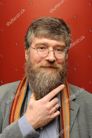 Philip Ardagh author of 'Grubtown Tales:The Great Pasta Disaster'.