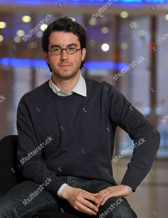 Editorial image of Jonathan Safron Foer press conference, Rome, Italy - 03 Mar 2010