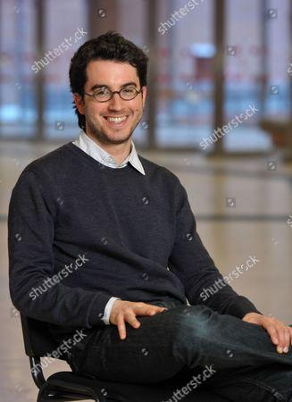 Stock Image of Jonathan Safron Foer