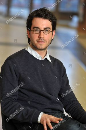 Editorial picture of Jonathan Safron Foer press conference, Rome, Italy - 03 Mar 2010