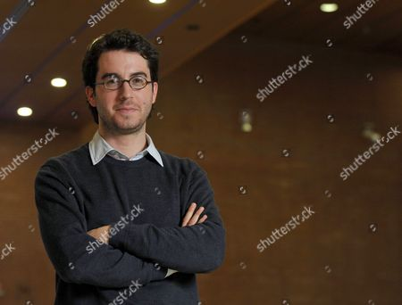 Stock Picture of Jonathan Safron Foer
