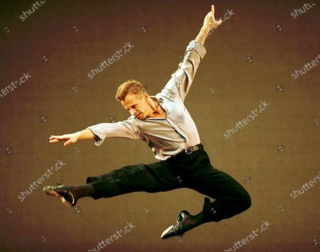 Editorial photo of 'The Argument' Dance performed by the White Oak Project Dance Company at Sadler's Wells Theatre, London, UK - 08 Jun 1999