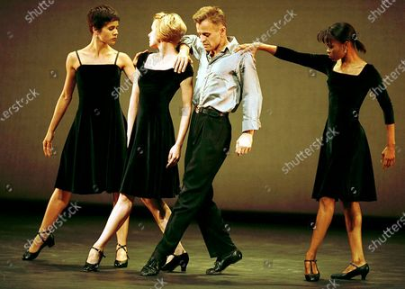 Editorial image of 'The Argument' Dance performed by the White Oak Project Dance Company at Sadler's Wells Theatre, London, UK - 08 Jun 1999