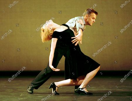 Editorial picture of 'The Argument' Dance performed by the White Oak Project Dance Company at Sadler's Wells Theatre, London, UK - 08 Jun 1999
