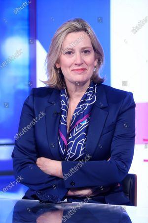 Stock Photo of Amber Rudd