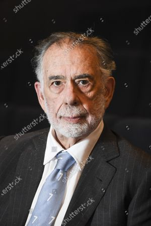 Editorial picture of Film director Francis Ford Coppola, Finland - 08 Dec 2020
