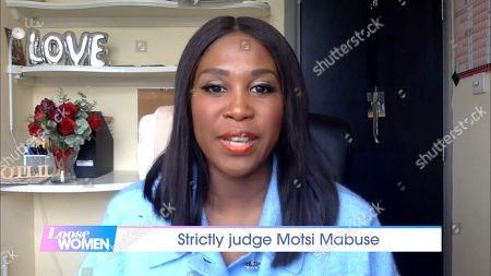 Stock Image of Motsi Mabuse