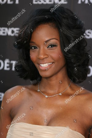 Editorial photo of 3rd Annual ESSENCE Black Women in Hollywood Luncheon at the Beverly Hills Hotel, Los Angeles, America - 04 Mar 2010