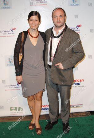 Guest and Colum McCann