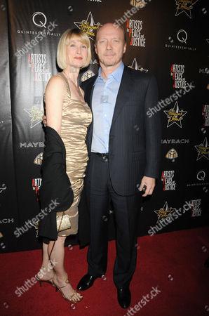 Deborah Rennard, Paul Haggis