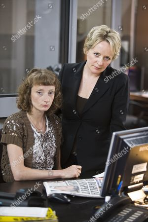 Michelle Holmes and Amanda Lawrence.