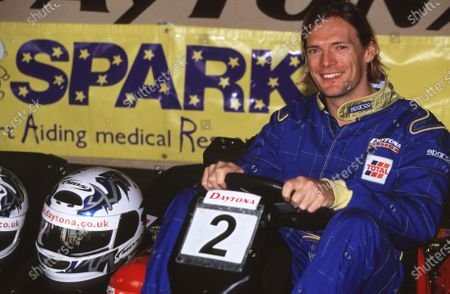 2001 Sparks Karting Event, Daytona Race Way, London 16th November 2001 Tim Foster, Portrait World Copyright - LAT Photographic
