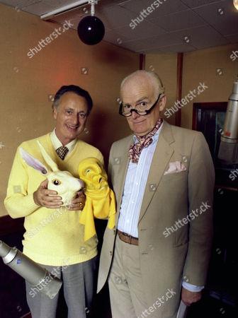 Paul Eddington and John Barron.