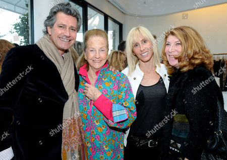 Editorial picture of Marina Cicogna 'Scritti e Scatti' book launch, Los Angeles, America - 04 Mar 2010