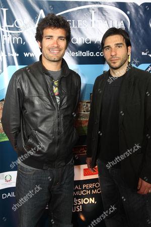 Marco Bonini and Eduardo Leo