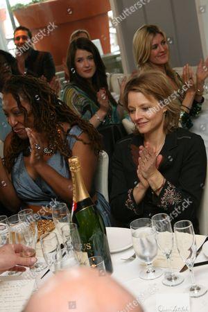 Lisa Cortes, Jodie Foster