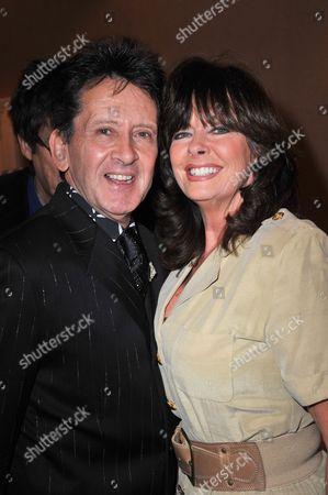 Frank Allen and Vicki Michelle