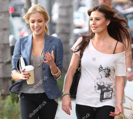 Editorial picture of Kristin Cavallari out and about in Beverly Hills, Los Angeles, America - 07 Mar 2010