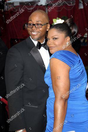 Mo'Nique and husband Sidney Hicks