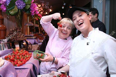 Chefs, Sherry Yard