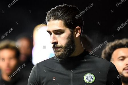 Editorial photo of Oxford United v Forest Green Rovers, EFL Trophy - 08 Dec 2020