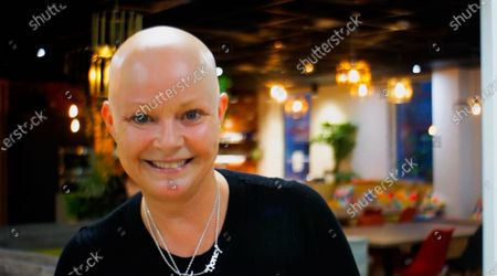 Exclusive - Gail Porter, Harry Bell, Anne-Claire Pilley - Single Documentary - 'Being Gail Porter'
