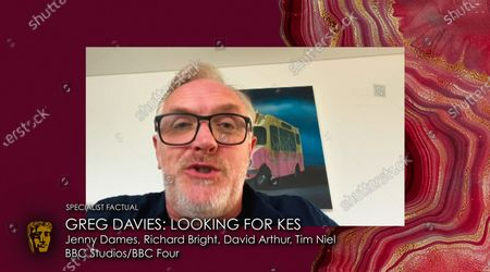 Exclusive - Greg Davies with Jenny Dames, Richard Bright, David Arthur, Tim Niel - Specialist Factual, sponsored by Deloitte - 'Greg Davies: Looking for Kes'