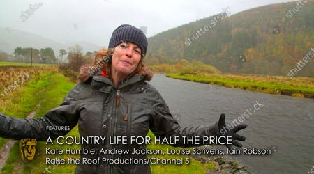 Exclusive - Kate Humble, Andrew Jackson, Louise Scrivens, Iain Robson - Features - 'A Country Life for Half the Price'