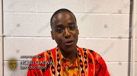 Exclusive - Ncuti Gatwa - Actor: Television, sponsored by Audi - 'Sex Education'