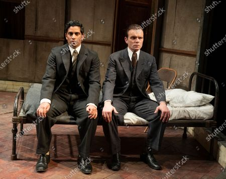 Editorial picture of 'The Dumb Waiter' Play by Harold Pinter performed at Hampstead Theatre, London, UK - 08 Dec 2020