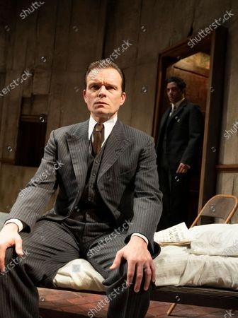 Editorial image of 'The Dumb Waiter' Play by Harold Pinter performed at Hampstead Theatre, London, UK - 08 Dec 2020