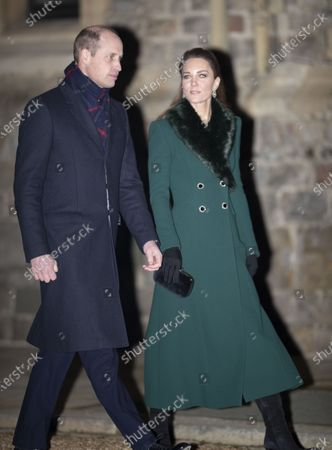 Stock Picture of Prince William and Catherine Duchess of Cambridge