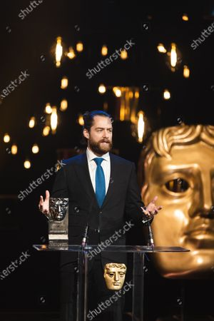 Stock Picture of Exclusive - Richard Rankin